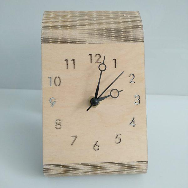 ξυλινο ρολόι