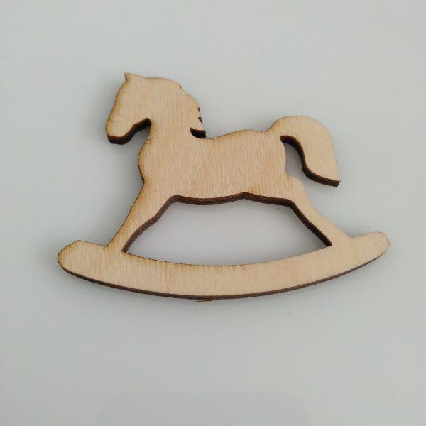 ξυλινο αλογακι
